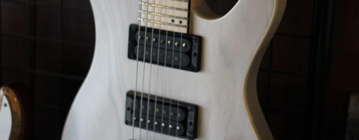 【フジゲン7弦ギターレビュー】J-Standard JMY7-ASH-M