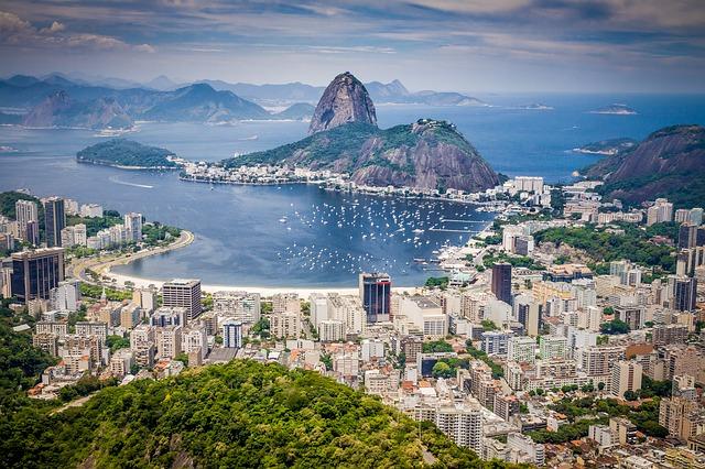【旅行】ブラジル リオデジャネイロの治安と対策